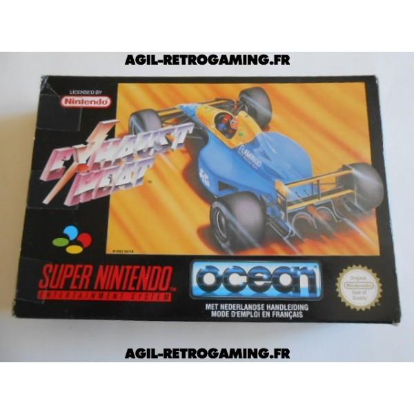 Exhaust Heat Super NES