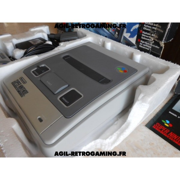 Console Super Nintendo Action Pack