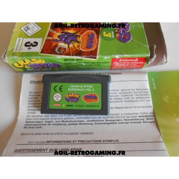 Crash & Spyro Super Pack Volume 3