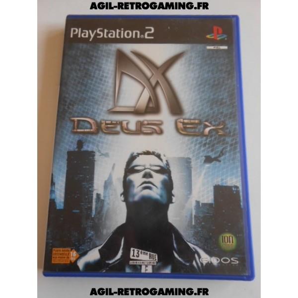 Deus Ex pour Playstation 2
