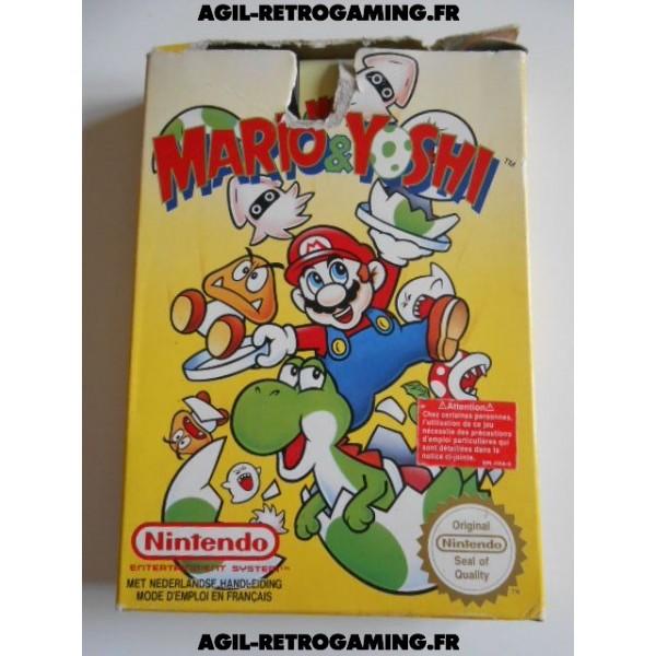 Mario & Yoshi NES