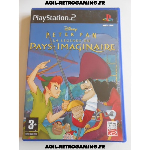 Disney Peter Pan La Légende du Pays Imaginaire