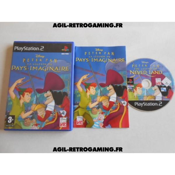 Disney Peter Pan La Légende du Pays Imaginaire