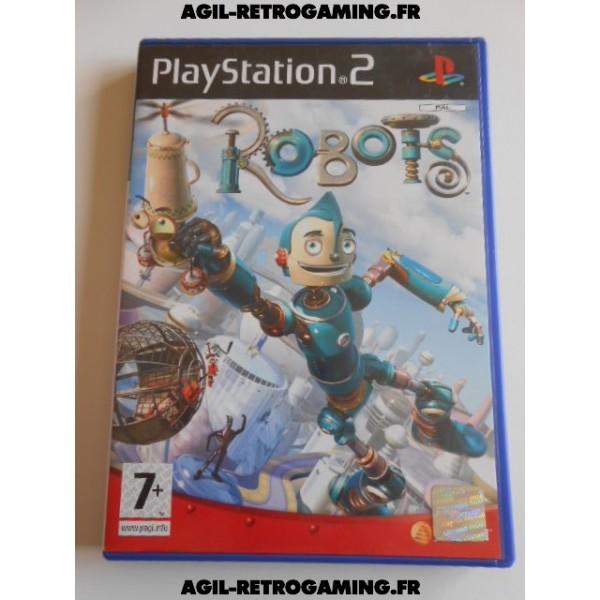 Robots sur PS2