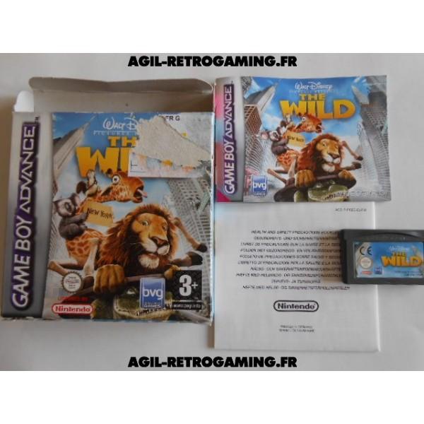 The Wild pour Game Boy Advance