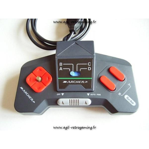 Manette pour Atari / Commodore / Amstrad / Sega / MSX