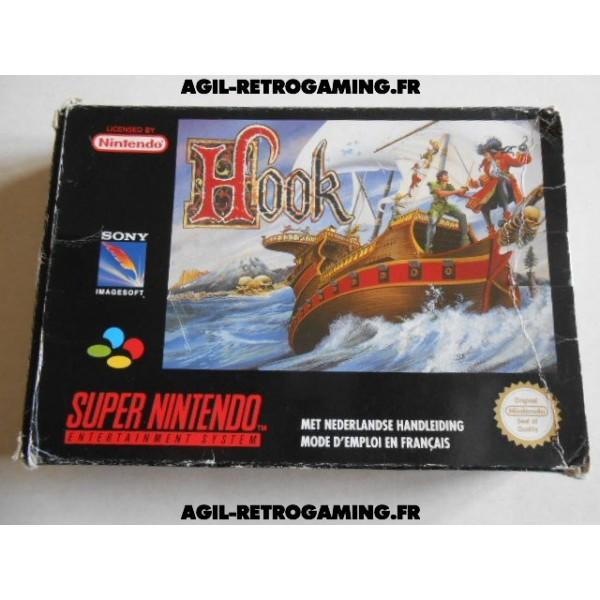 Hook SNES