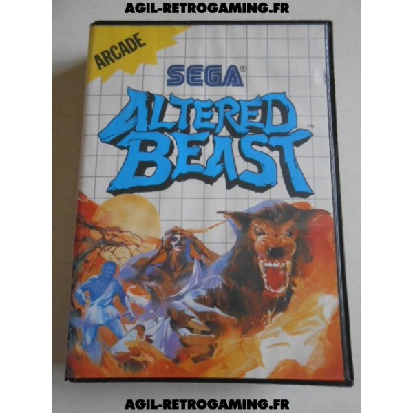 Altered Beast SMS