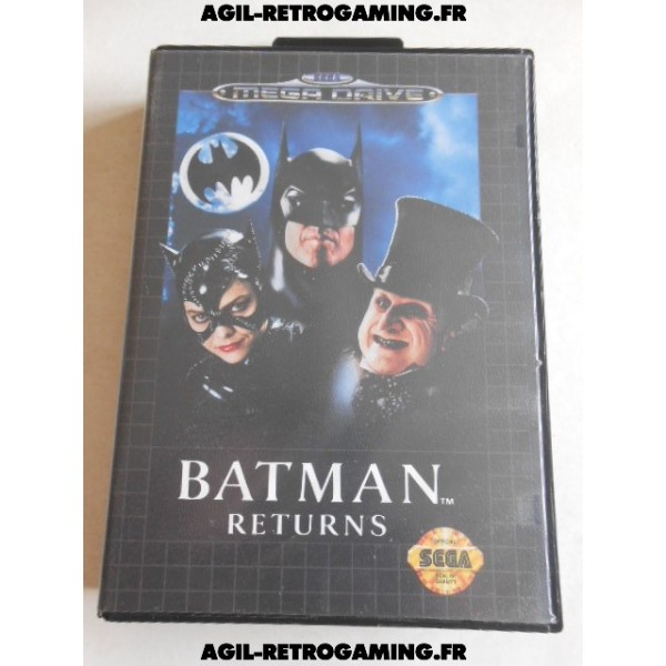 Batman Returns pour Mega Drive