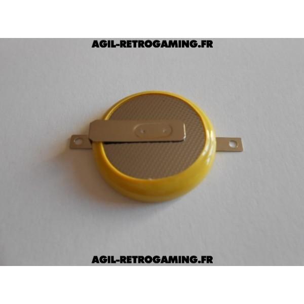 Pile neuve pour cartouche MD/NES/SNES/N64 - CR2032