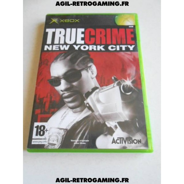 True Crime New York City Xbox
