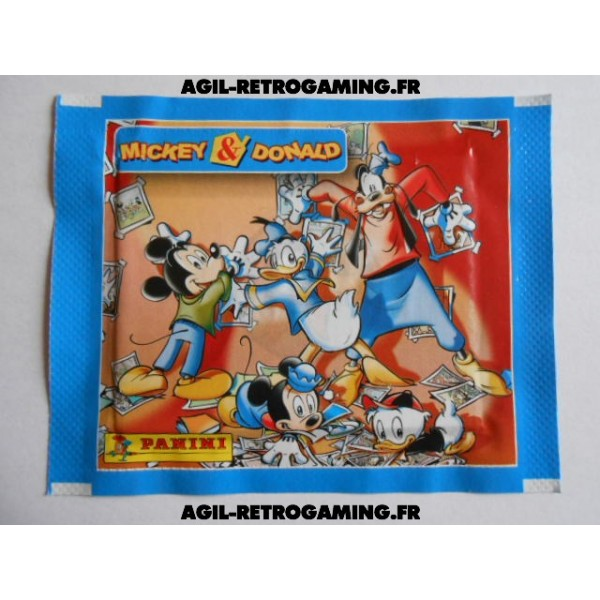 Stickers Mickey & Donald - Panini