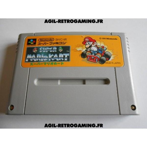 Super Mario Kart SFC