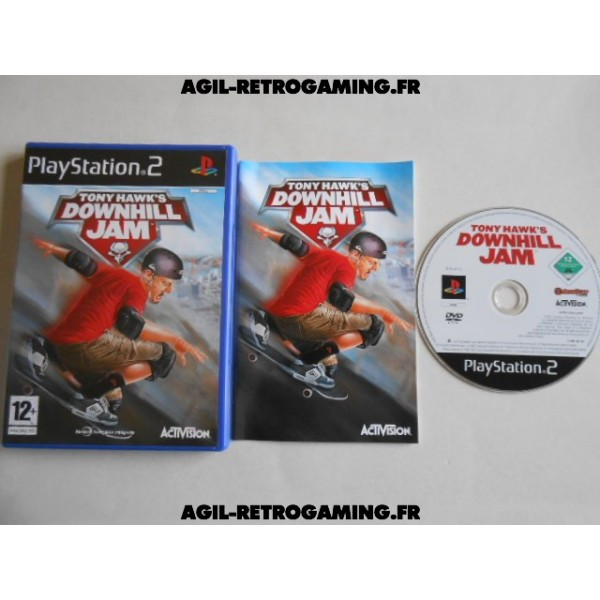 Tony Hawk's Downhill Jam PS2