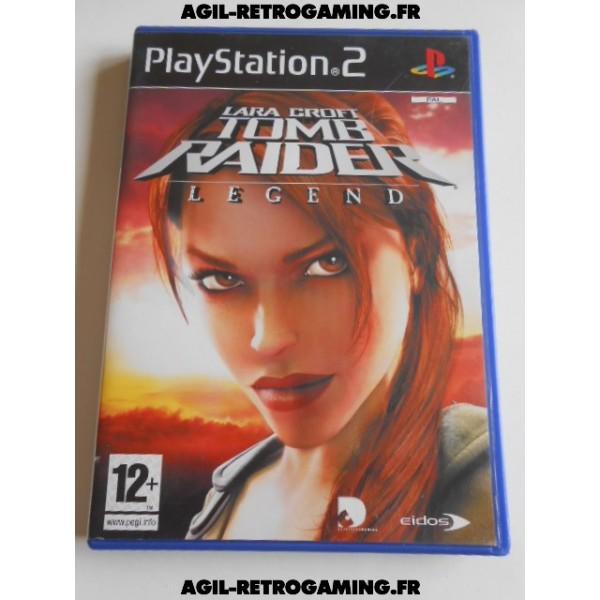 Lara Croft Tomb Raider : Legend