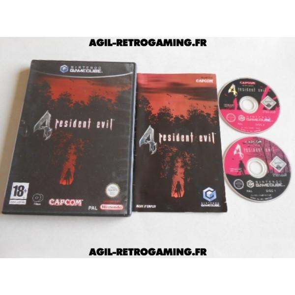 Resident Evil 4 NGC