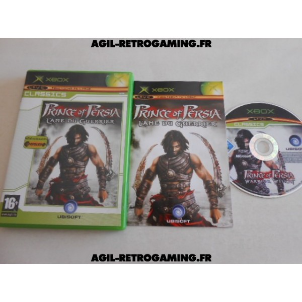 Prince of Persia: L'Ame du Guerrier xbox
