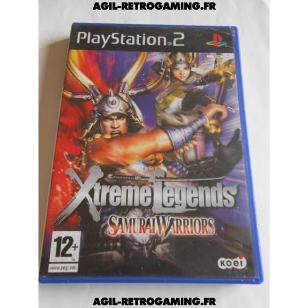 Samurai Warriors Xtreme Legends
