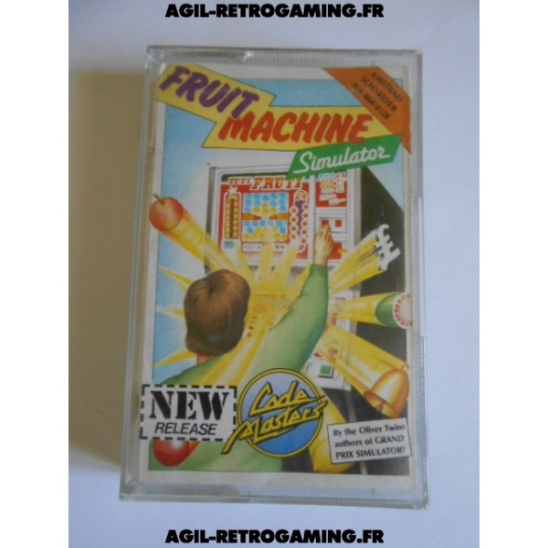 Fruit Machine Simulator Amstrad CPC