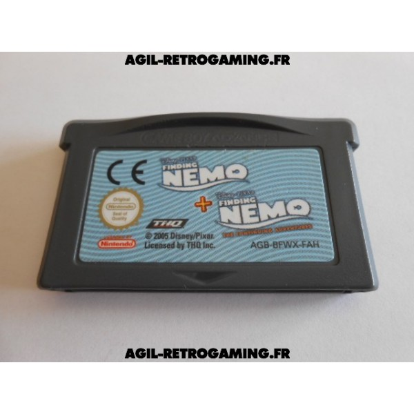 2 Games in 1 : Le Monde de Nemo