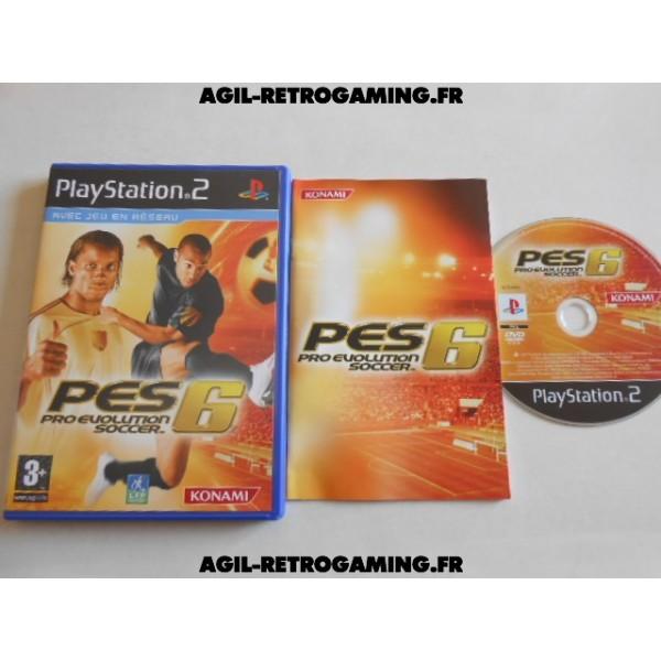 PES6 : Pro Evolution Soccer 6