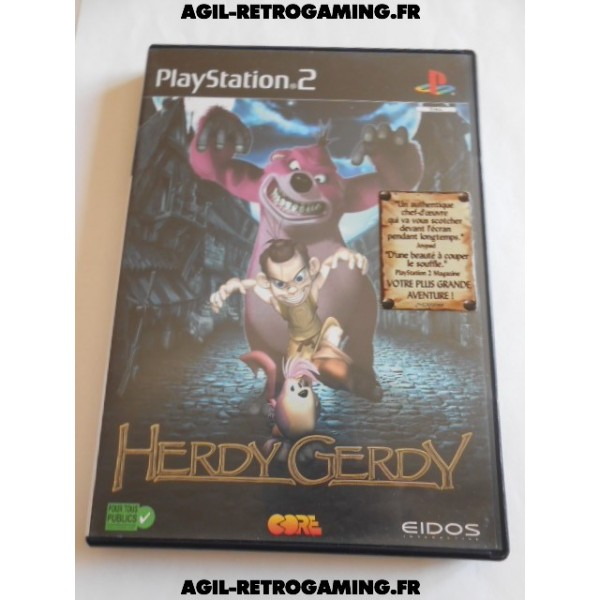 Herdy Gerdy sur PS2