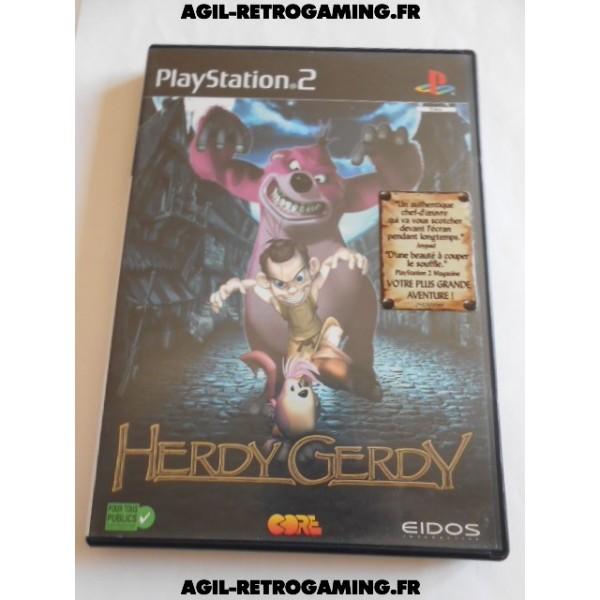 Herdy Gerdy sur PS2