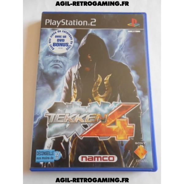 Tekken 4 pour PS2
