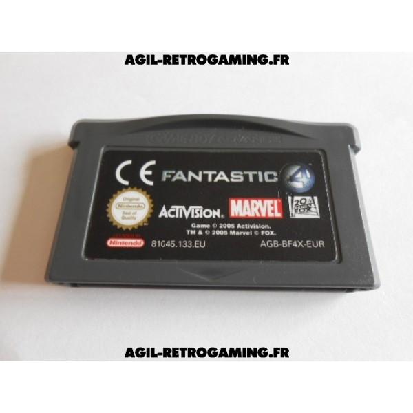 Fantastic 4 GBA
