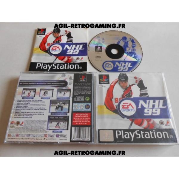 NHL 99 sur PS1