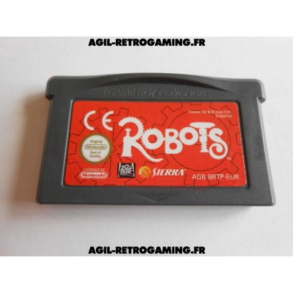 Robots GBA
