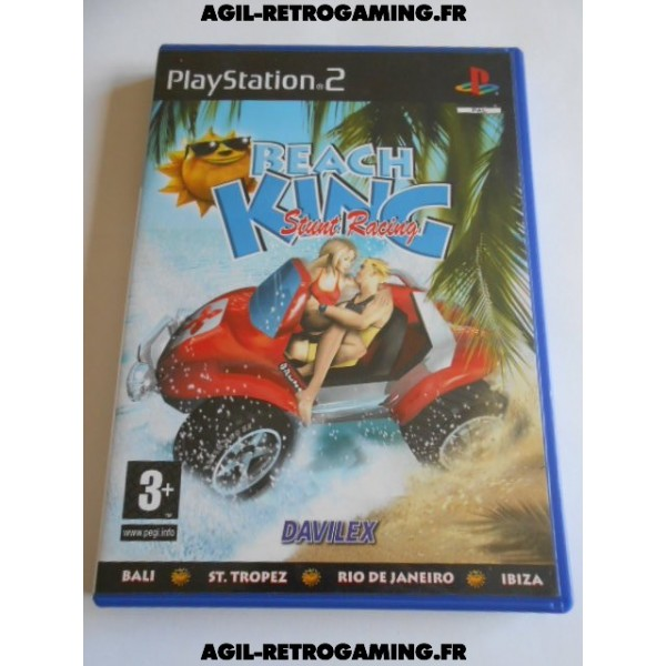 Beach King Stunt Racing