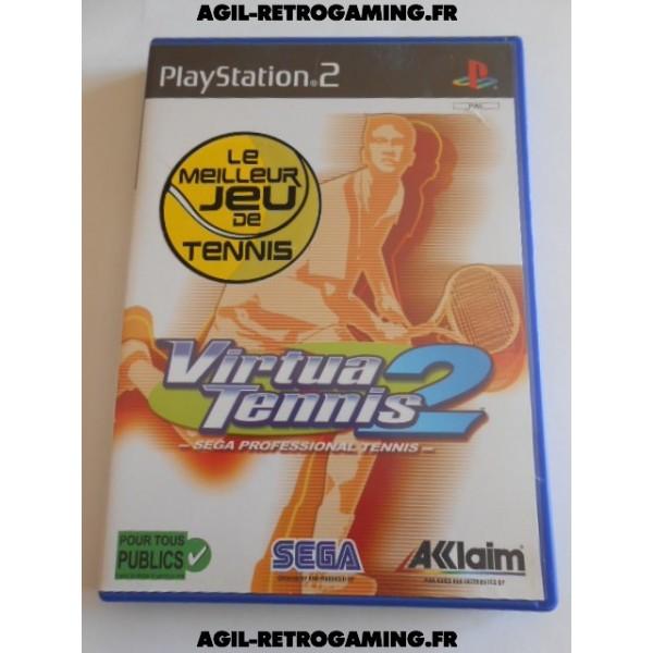Virtua Tennis 2 sur PS2
