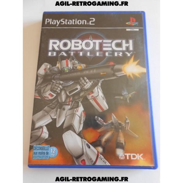 Robotech Battlecry PS2