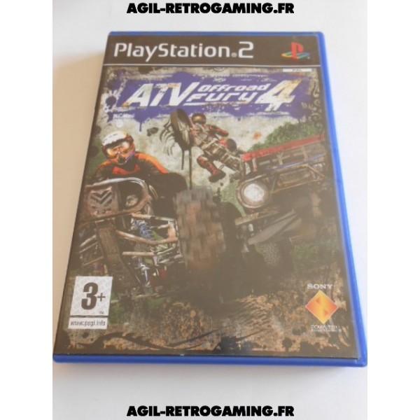 ATV Offroad Fury 4 PS2