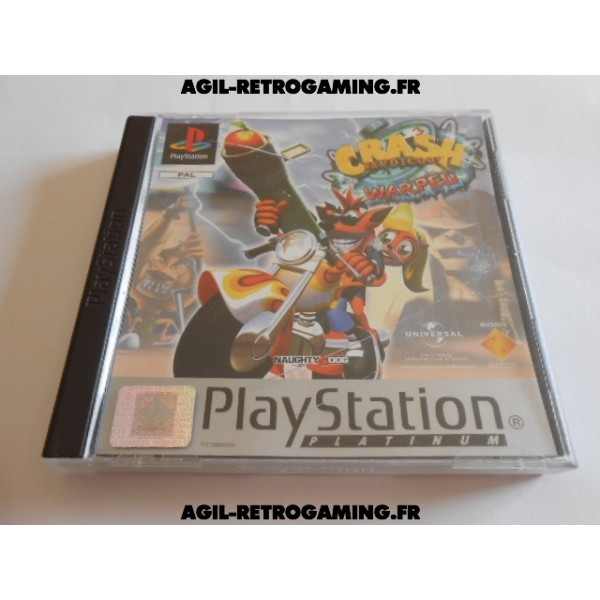 Crash Bandicoot 3 : Warped pour PS1