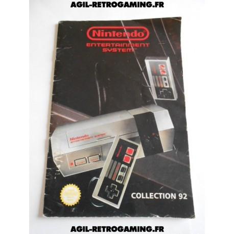 Catalogue Nintendo - NES
