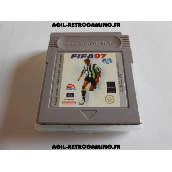 FIFA 97 sur Game Boy