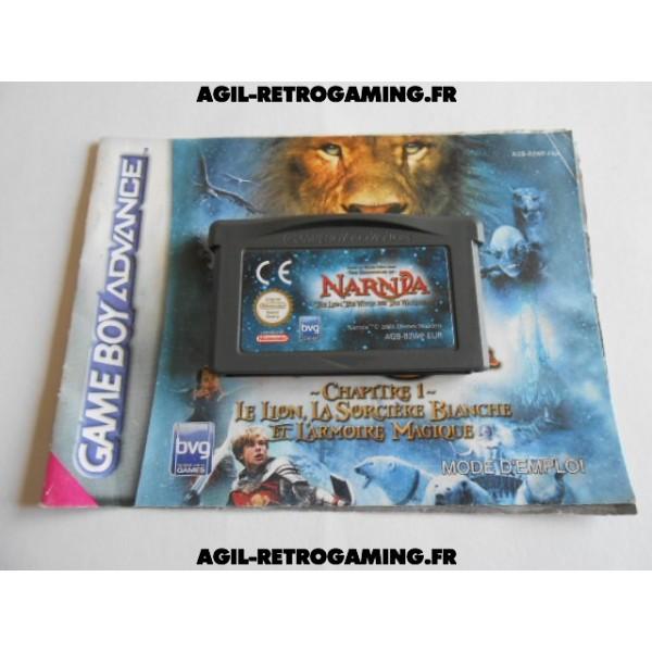 Le Monde de Narnia GBA