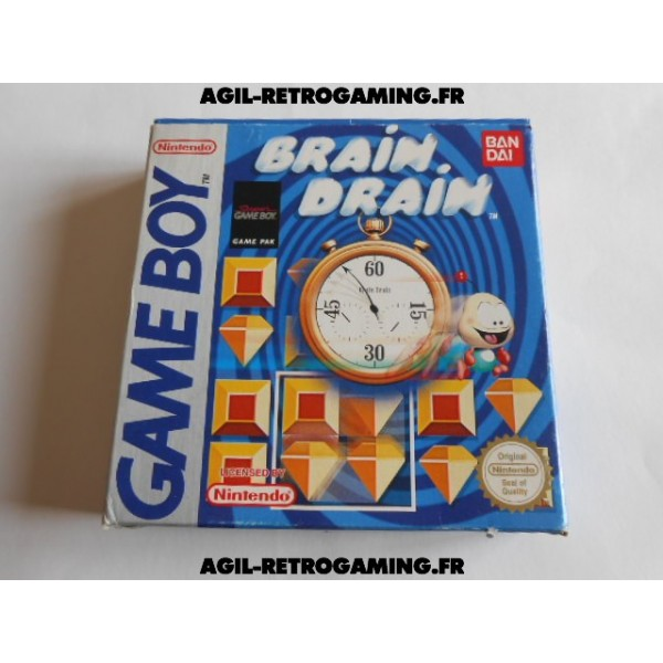 Brain Drain pour Game Boy