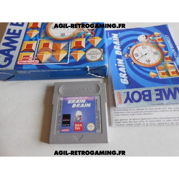 Brain Drain pour Game Boy