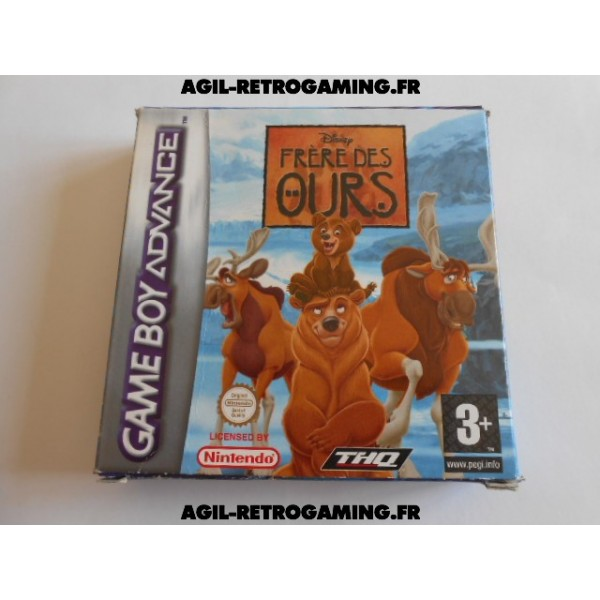 Disney's Brother Bear GBA