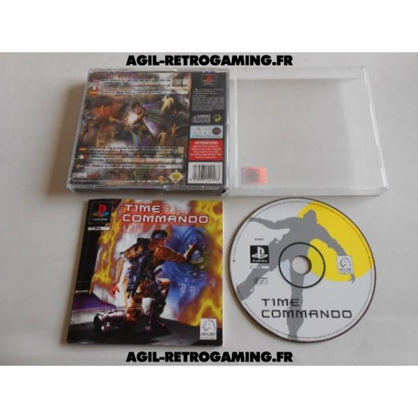 Time Commando PS1