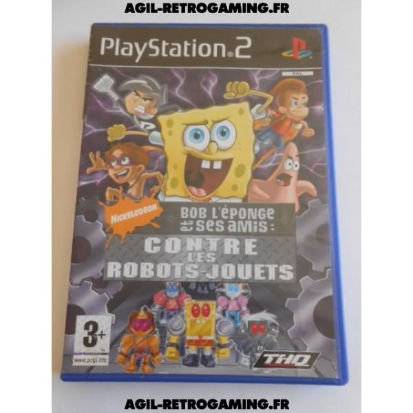Bob L'Eponge & ses Amis contre les Robots-Jouets
