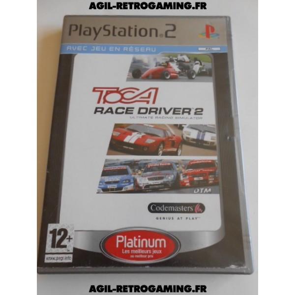 TOCA Race Driver 2 PS2