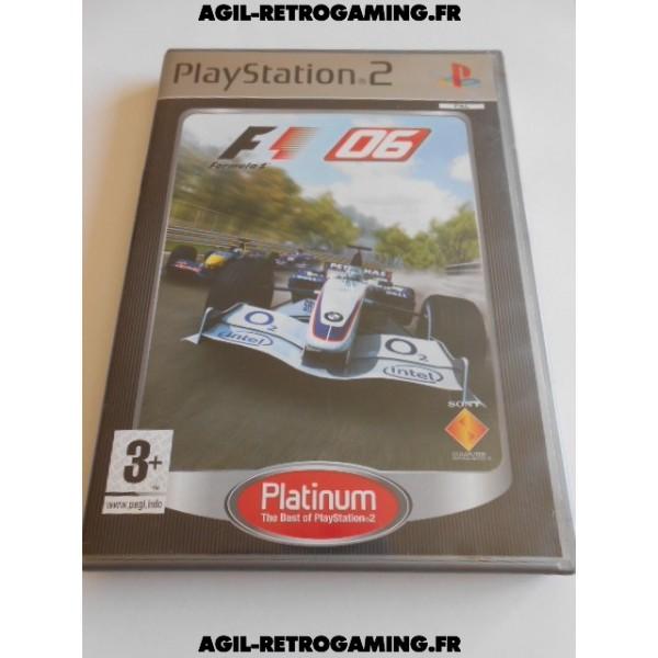 Formula One 06 sur PS2