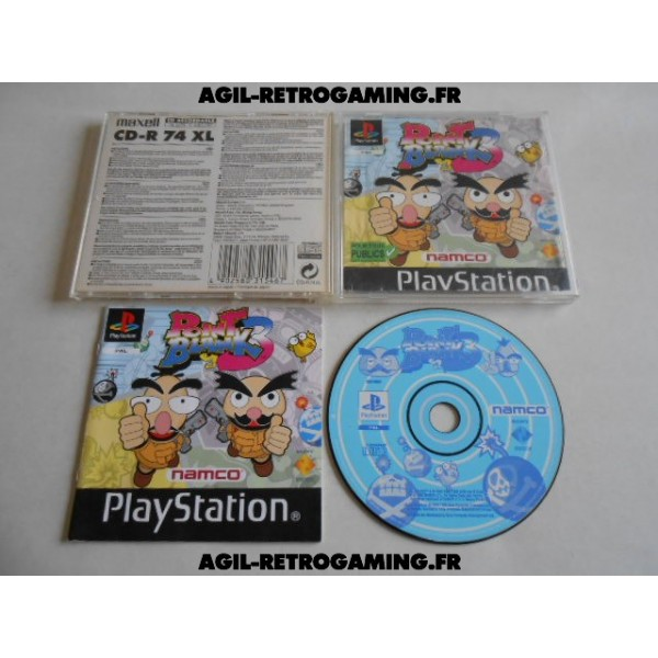 Point Blank 3 PS1