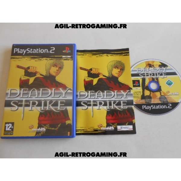 Deadly Strike PS2