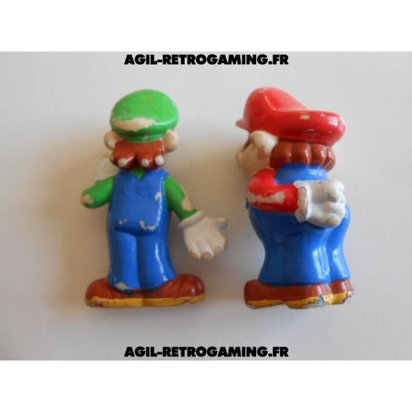 Figurine Mario + Luigi