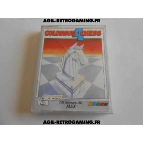 Colossus Chess 4 MSX